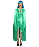 Adult Women's Costume for Cosplay Game of Thrones Dragon Queen Green Dre... - $54.85