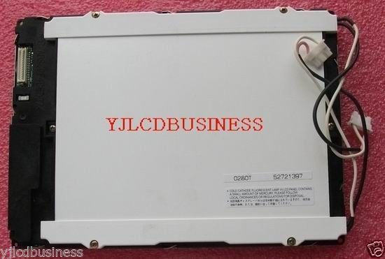 "Primary image for LQ64D343 SHARP 6.4"" LCD Panel  NEW PARTS 90 DAYS WARRANTY"