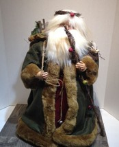 christmas wiseman decoration tree topper 19 Inches - $28.04