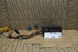 88-94 Jaguar XJ6 XJ40 Master Switch OEM Door Window Lock Bx 5 596-10E2 - $93.14