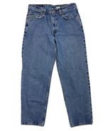 """Vintage Levi's 550 Men Size 33x30 (Waist 32"""") Denim Light Straight Jeans - $29.70"""