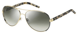 Marc Jacobs Marc 66/S Sunglasses 0UCE 60 Gold / Dark - $106.20