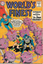 World's Finest Comic Book #108, DC Comics 1960 FINE- - $42.49