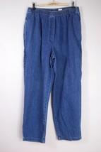Talbots Elastic Waist Jeans - Size 1X
