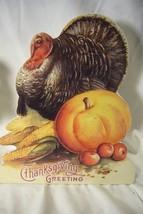 2 Bethany Lowe Thanksgiving Turkey Dummy Board image 2