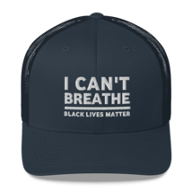 I Can't Breathe Hat / I Can't Breathe Trucker Cap image 6