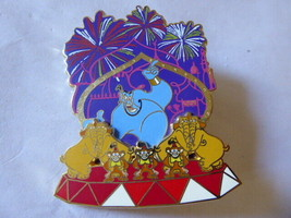 Disney Trading Pins 110764 DSSH - Genie - Never Had a Friend Like Me - $46.55