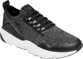 Cole Haan ZEROGRAND All Day Trainer (Men's Shoes) in Black/Gray Pinstrip... - $245.65