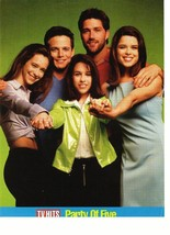 Jennifer Love Hewitt Neve Campbell Matthew Fox Lacey Chabert teen magine pinup