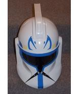 2008 Star Wars Clone Trooper Captain Rex Electronic Talking Helmet Sound... - $79.99