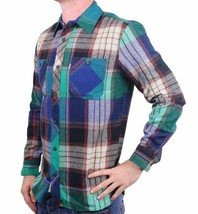 NEW LEVI'S MEN'S CLASSIC CASUAL MACHADO FLANNEL TWILL WOVEN SHIRT 3LDLW1771 image 2