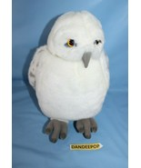 Universal Studios Wizarding World Of Harry Potter Hedwig Owl Puppet Toy - $29.69