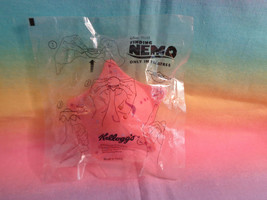 2002 Kellogg's Cereal Premium Finding Nemo Starfish Popping Collectible ... - $2.48