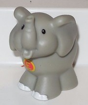 Fisher-Price Current Little People E Elephant Figure A to Z learning Zoo... - $3.00