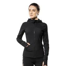 Yvette Women's Slim Fit Stretch Zip Front Pockets Sports Jackets Fitness... - $99.99