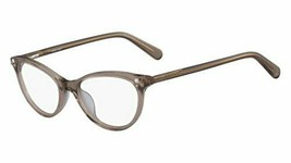 New Nine West Nw 5152 264 Crystal Beige Eyeglasses 49MM With Case - $59.35