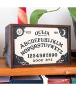 Ouija Board Wood Box      Tarot Box  Jewelry Box  Stash Box  Crystals - $23.99