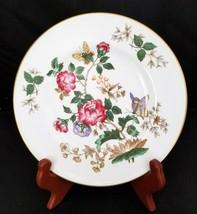 "Wedgwood Bone China Charnwood Pattern Dessert/Pie Plate 6 7/8"" EUC - $5.39"
