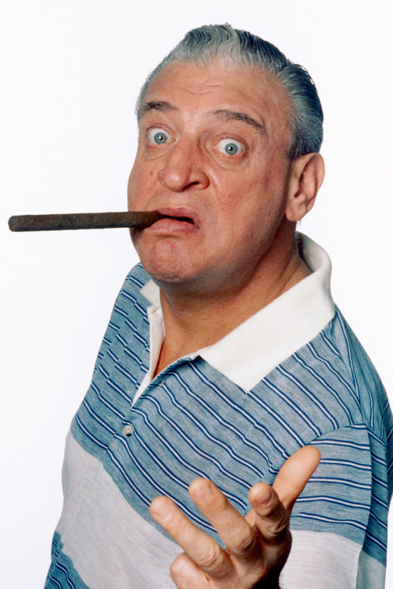 Primary image for Rodney Dangerfield With Cigar I can't get any respect 18x24 Poster