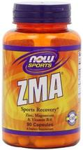 SHIP BY USPS NOW Sports ZMA,90 Capsules - $29.95+