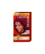 Creme Of Nature Gel Hair Color Intensive Red - $15.39