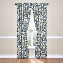 """WAVERLY Curtains for Bedroom - Imperial Dress 52"""" x 95"""" Decorative Single Panel  - $38.99"""