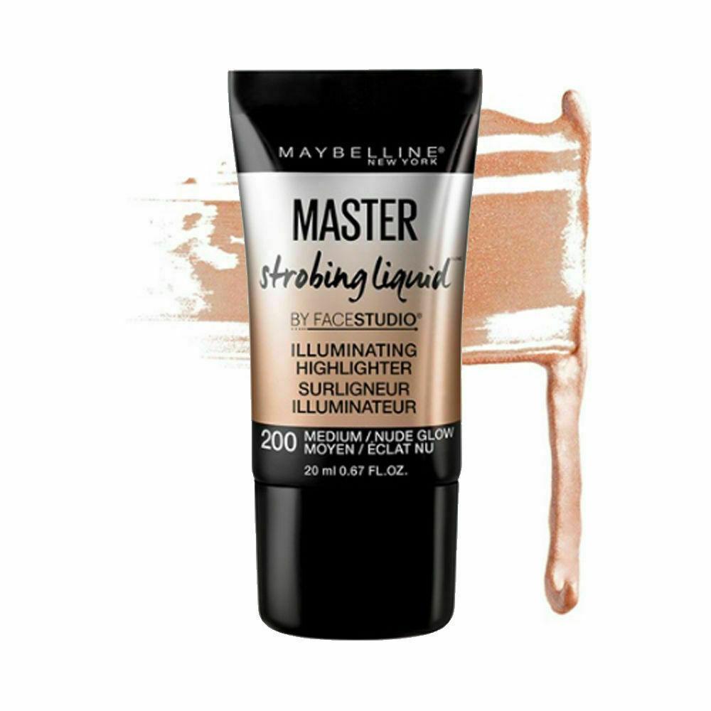 Maybelline Master Strobing Liquid Illuminating Highlighter-Choice - $8.25