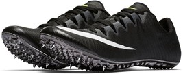 NIKE SUPERFLY ELITE RACING SPIKES TRACK & FIELD BLACK SIZE 12.5 NEW(8359... - £67.87 GBP