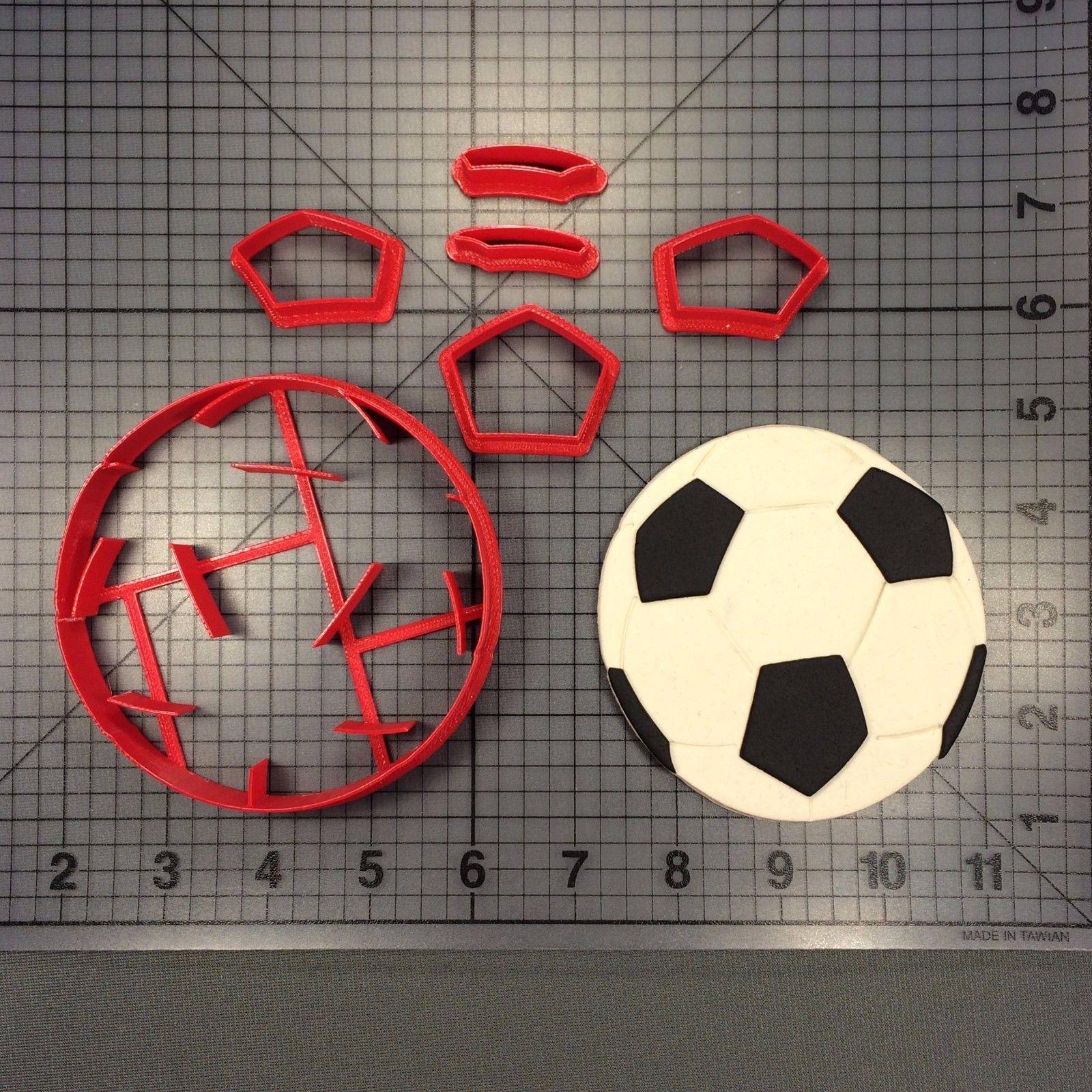 Soccer Ball 101 Cookie Cutter Set - $6.50 - $9.50