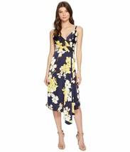 Maggy London Asymmetrical Midi Dress SZ 6 ($148) - $59.00