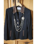 Vintage Chanel Black Jacket - $395.00