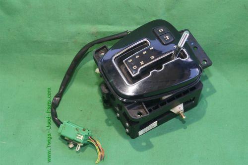 Jaguar XJ8 XJ VDP Auto Transmission Shifter Shift Selector Assembly 04-07