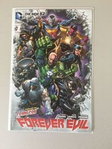 Forever Evil (2013 DC) #1 1NYCC New York Comic Con Edition New 52 NM Nea... - $78.21