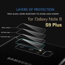 0.2mm Camera Lens Tempered Glass Film for Samsung Galaxy S9 plus  / S9 /... - $0.99