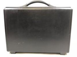 Samsonite Classic Smart II Black Briefcase Attache Combination Hard Shell - $65.00