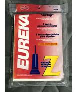 Eureka Style Z Vacuum Cleaner Bags 3 Pack - Brand New / Sealed - $3.95