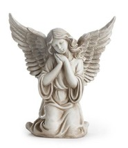 Tall Kneeling Angel Praying Serene Garden Statue - €40,25 EUR