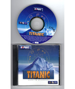 Vintage TITANIC: DARE TO DISCOVER by Expert Software CD for PC - $8.95