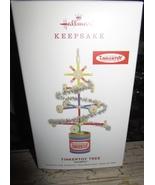 HALLMARK KEEPSAKE 2019 HASBRO TINKERTOY TREE RETRO CHRISTMAS ORN NEW IN ... - $16.95