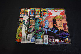Mutant X Comic Lot 5 Books 1 2 3 4 5 NM X-Men Wolverine Spider-Man - $3.38