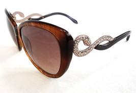 Roberto Cavalli Women's Sunglasses RC736S 60-16-135 Brn/Gold MADE IN ITA... - $199.95
