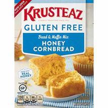 Krusteaz Gluten Free Honey Cornbread Mix, 15-Ounce Box image 6