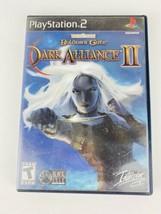 Baldur's Gate Dark Alliance II (Sony PlayStation 2, 2004) PS2 Complete - $98.99