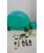 Wild Kratts Tortuga Turtle Playset Figures toy lot PBS kids - $69.29