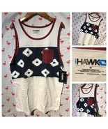 NWT Tony Hawk Men's Pocket Aztec Sleeveless Tank Top Sz M A1438 - $12.25