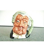 "ROYAL DOULTON TOBY Jug Small 4"" The Lawyer Numbered 5 D6504 Artist Max Henk - $28.04"
