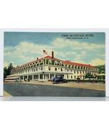 Twin Mountain N.H. TWIN MOUNTAIN HOTEL New Hampshire Postcard J11 - $6.95