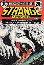 Strange Adventures Comic Book #243 DC Comics 1973 FINE - $6.89