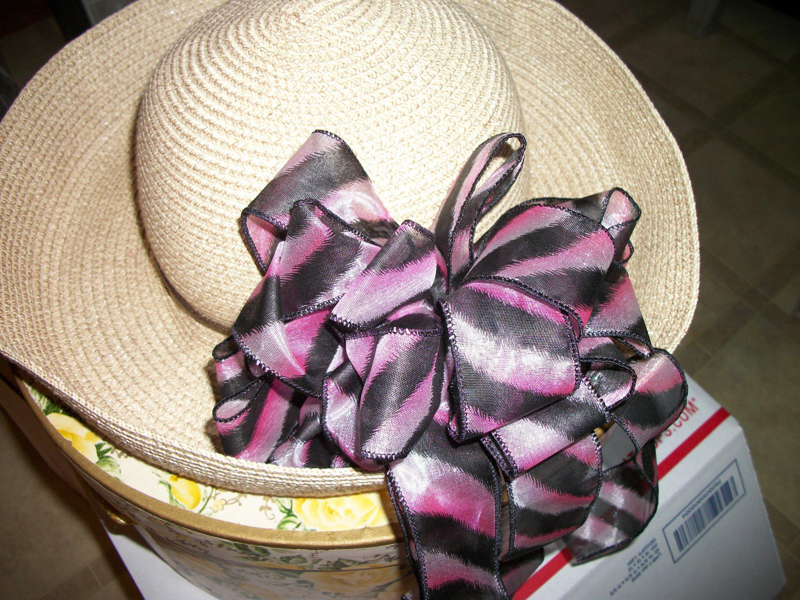 fed7f29835a3b Betmar Women s Wide Brimmed Straw Sun Hat and 17 similar items