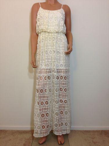 Cream Maxi lace dress Wedding deco 20s 30s and similar items eb4e368f4
